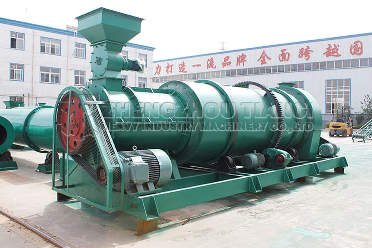 fertilizer granulator