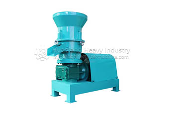 Flat Die Pelleting Machine