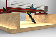 Double-screws Turning Machine-thefertilizermachine