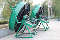 NPK Fertilizer- Disc Granulator/Pan Granulator in Tianci