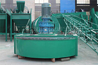 NPK Fertilizer Vertical Disc Mixer