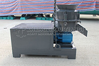 Animal Manure Flat Die Granulator