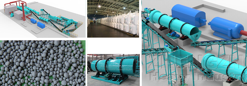 rotary-drum-granulator-of-npk-fertilizer-production