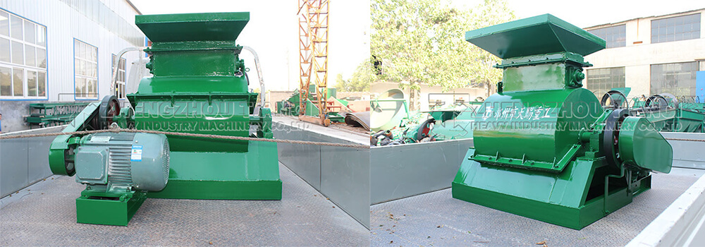 single-axis-urea-crusher