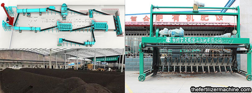 bio organic fertilizer production