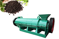 New Type Energy-saving Organic Fertilizer Granulator Equipment