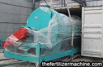 rotary drum granulator export to Mexico