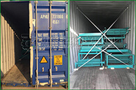 indonesia-containers-loading-site-tianci-fertilizer-equipment