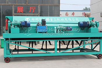Hydraulic Type Groove Turning Machine
