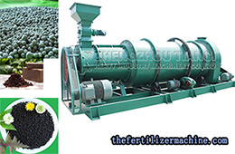 Nissan 200 tons of Compound Fertilizer Combination Granulation Production Line