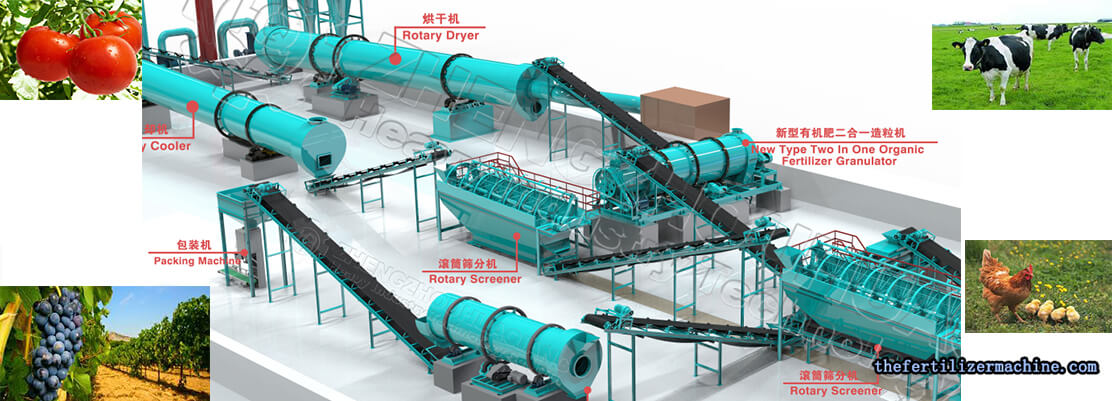 how to start organic fertilizer production line