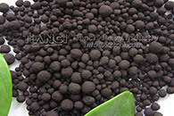 Commercial organic fertilizer